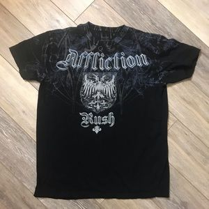 Affliction Rush Georges St-Pierre Signature Series
